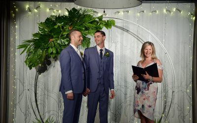Styled Wedding Shoot | Wedding Ceremony | Same Sex Couple | Melbourne Wedding Group
