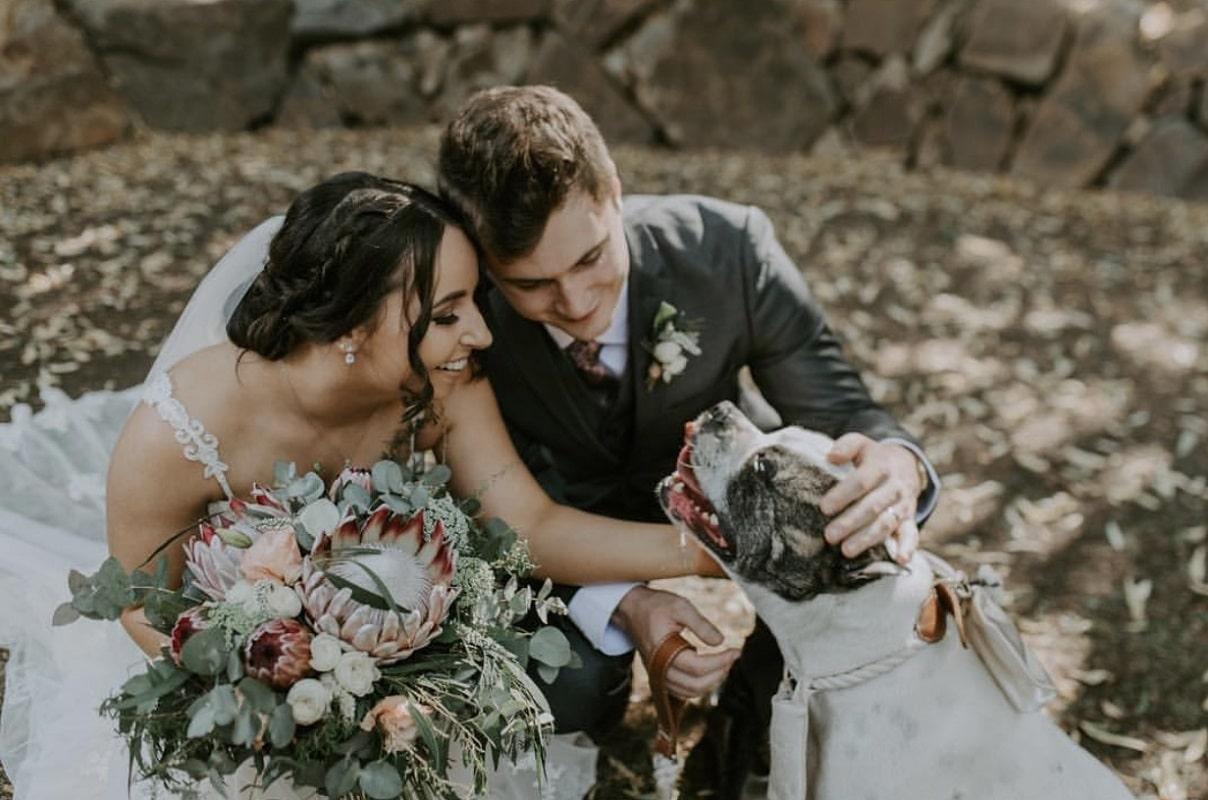 Gum Gully Farm Wedding Ceremony - Melbourne Celebrant