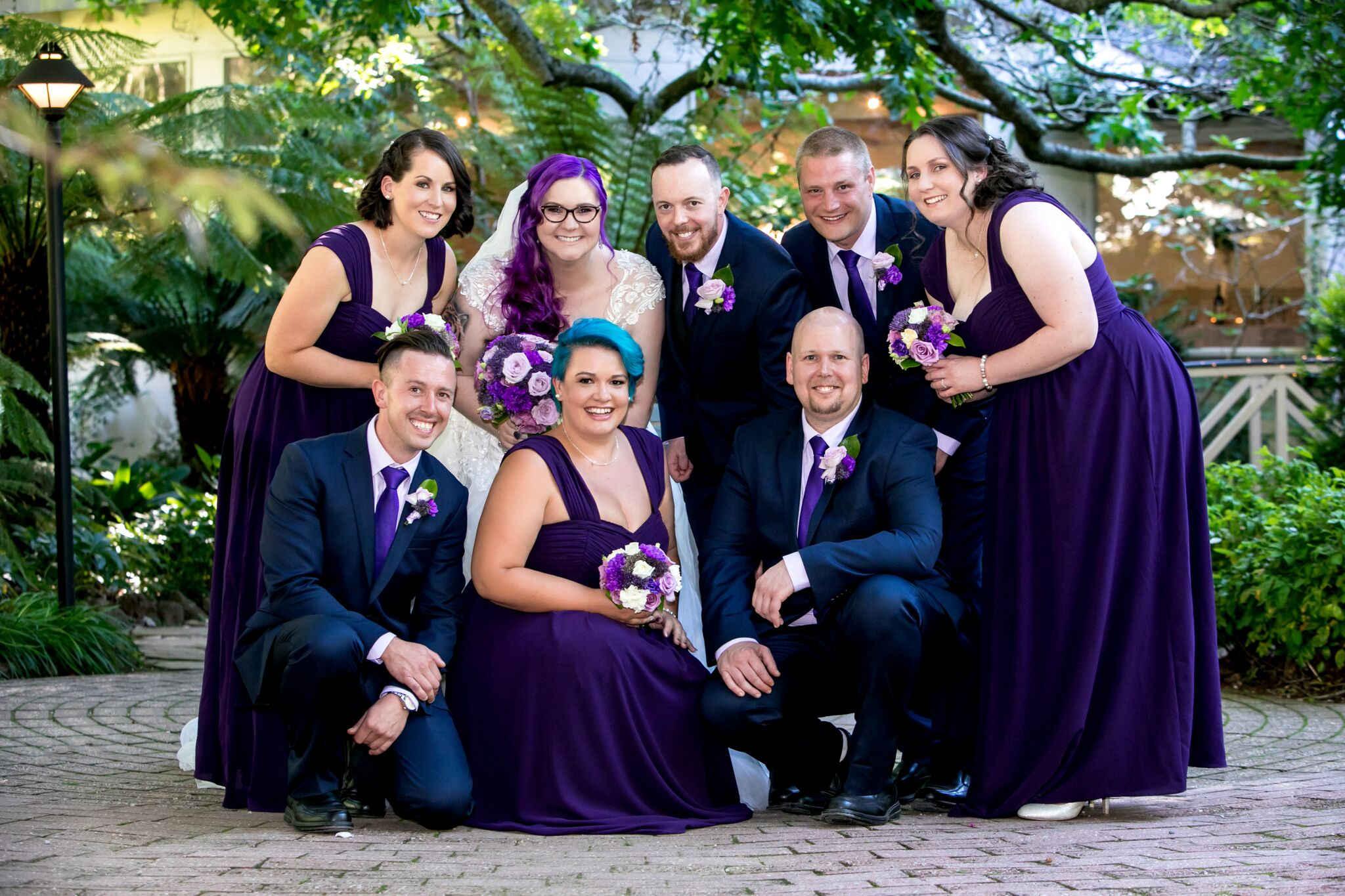 Poet's Lane Wedding Ceremony Celebrant