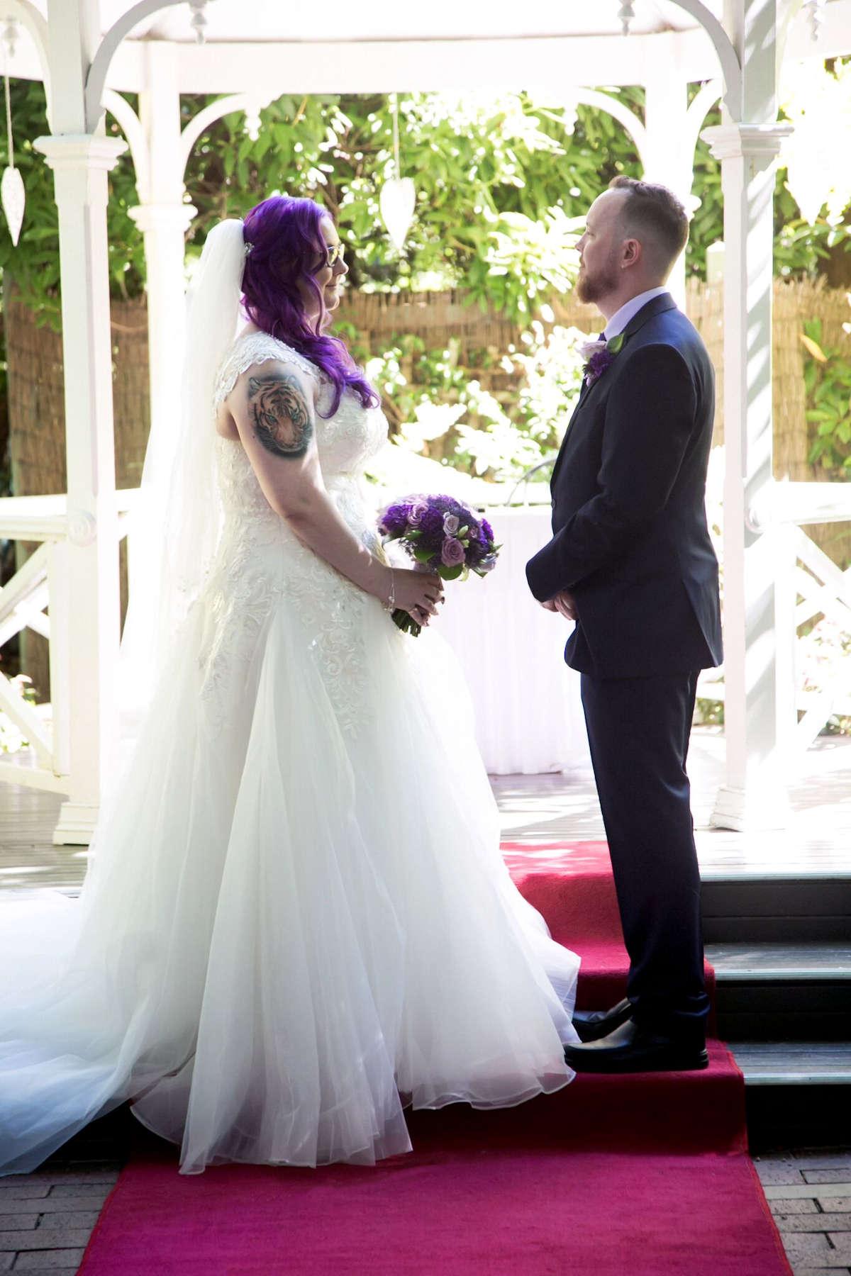 Poet's Lane Wedding