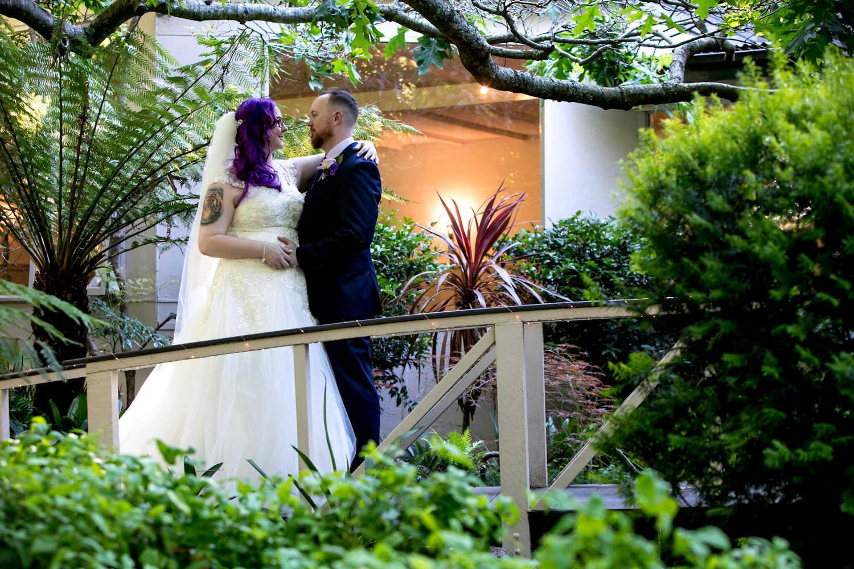 Poet's Lane Wedding Ceremony - Melbourne Celebrant