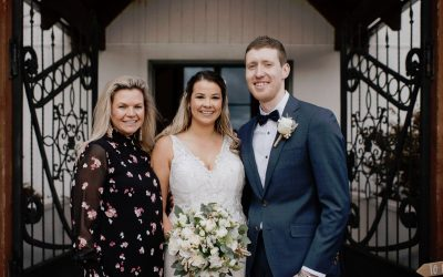 Immerse Winery Wedding Celebrant – Katrina and Luke