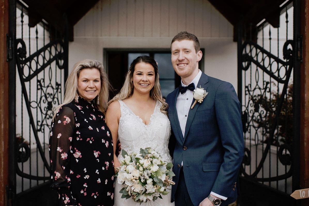 Julie Byrne Wedding Celebrant - Immerse Winery Wedding Celebrant - Luke & Katrina