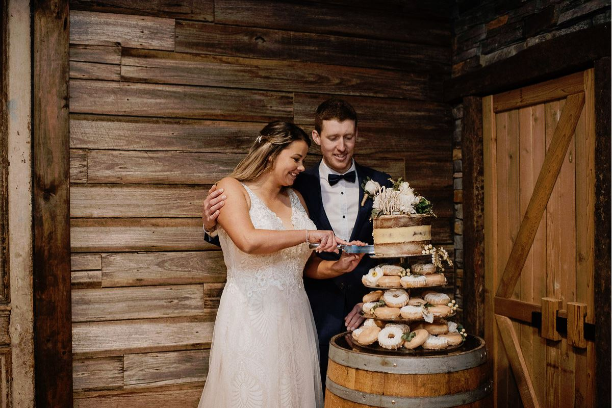 Julie Byrne Wedding Celebrant - Immerse Winery Wedding Celebrant - Luke & Katrina
