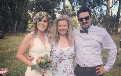Yarra Valley Celebrant – Lauren and Michael