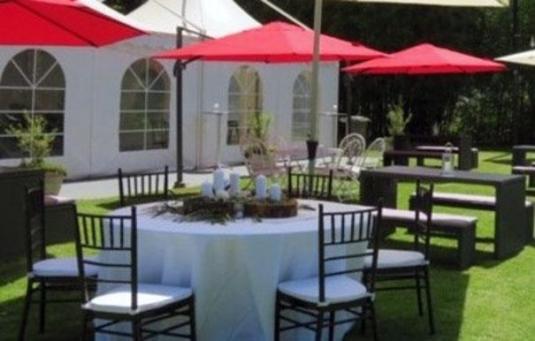 Julie Byrne - Wild Rabbit Farm Celebrant - Outdoor Reception