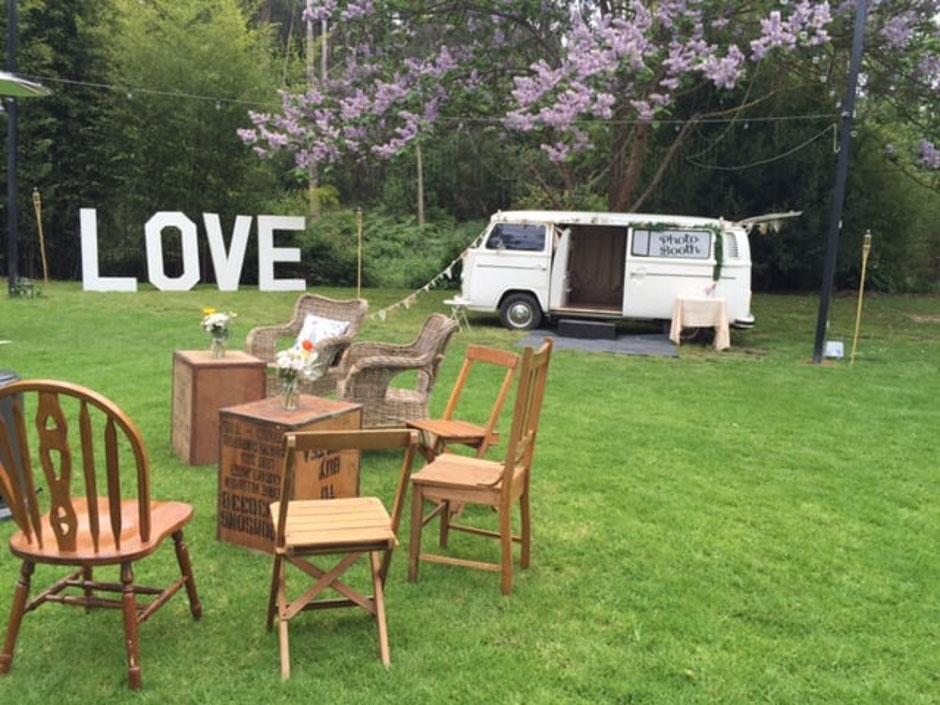 Julie Byrne - Wild Rabbit Farm Celebrant - Rustic Wedding Venue
