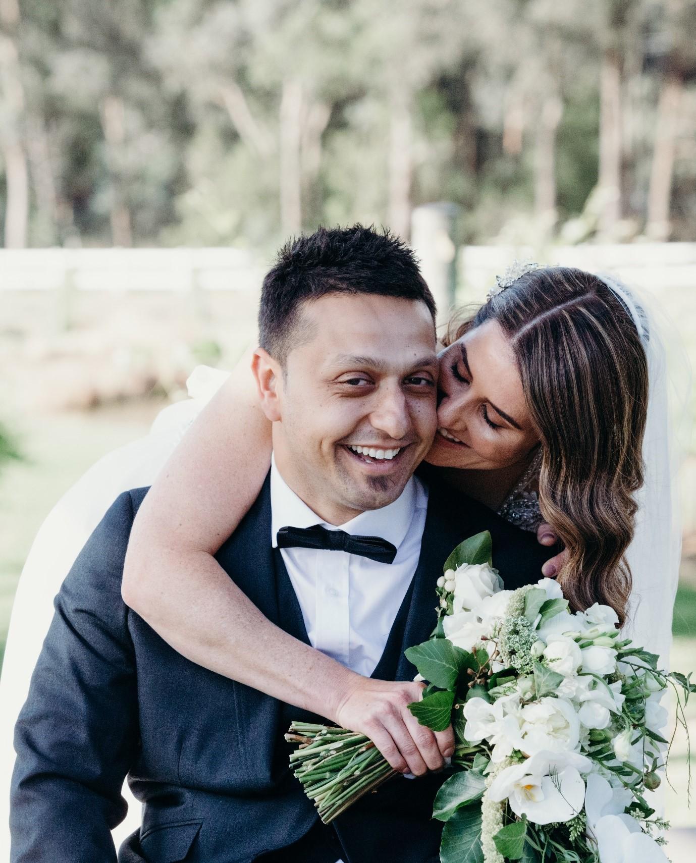 Julie Byrne Celebrant - Potters Reception - Crystal and Kadir's Wedding Ceremony