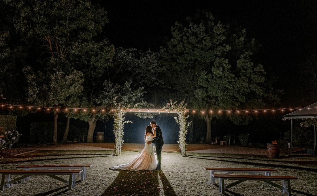 Julie Byrne Flowerdale Wedding Celebrant - Andrew and Bianca's Wedding Day