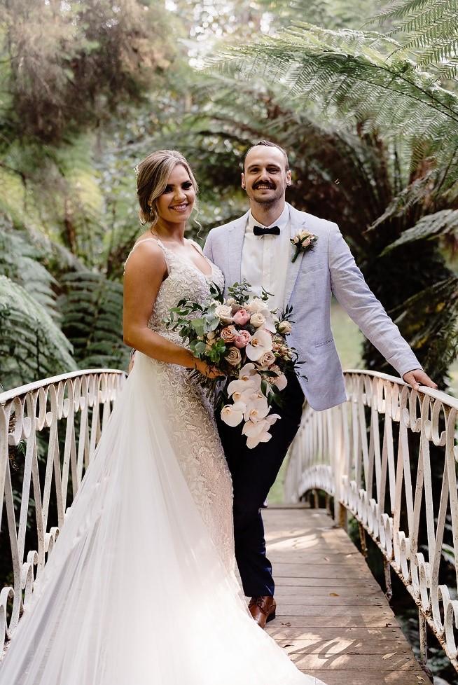 Julie Byrne Wedding Celebrant - Tatra Receptions Wedding of Jenna and Rhys