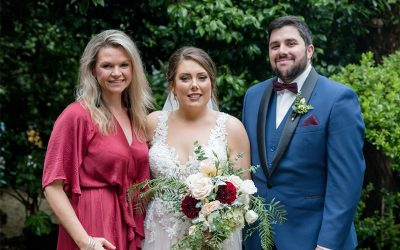 Lyrebird Falls Wedding Celebrant – Jazmine and Travis
