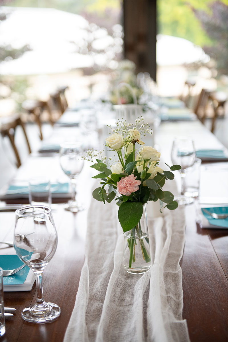 Julie Byrne - Kiara and Drew's Wedding at Flowerdale Estate