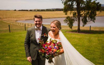 Zonzo Estate Celebrant | Yarra Valley Elopement – Hayley and David