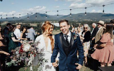 Riverstone Estate Wedding Celebrant – Sarah and Phil
