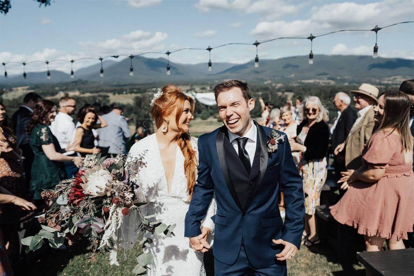 Riverstone Estate Wedding Celebrant
