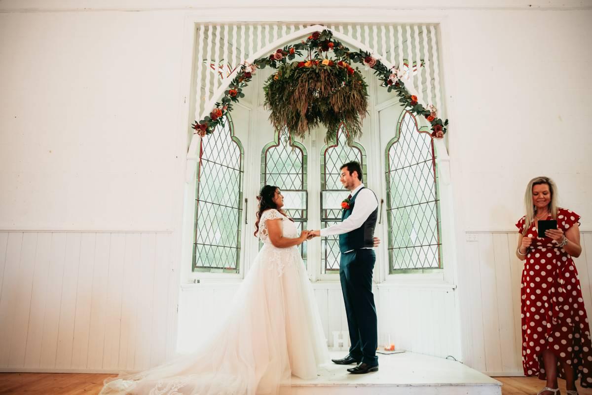Peacock Estate Wedding