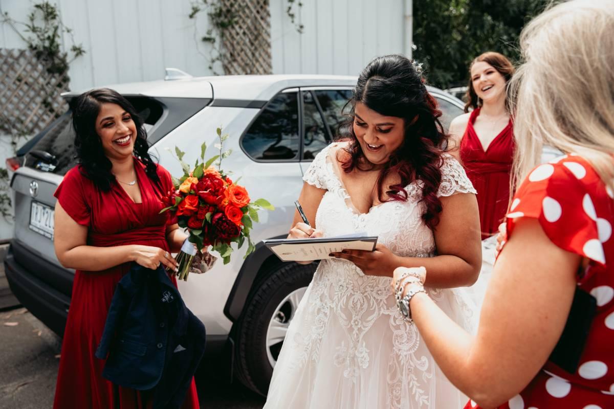 Peacock Estate Wedding Celebrant