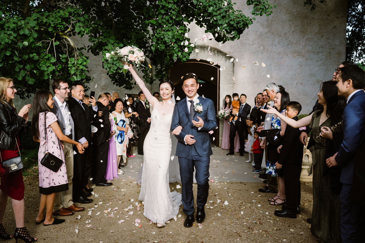 Julie Byrne Flowerdale Wedding Celebrant - Bianca and Andrew's Wedding