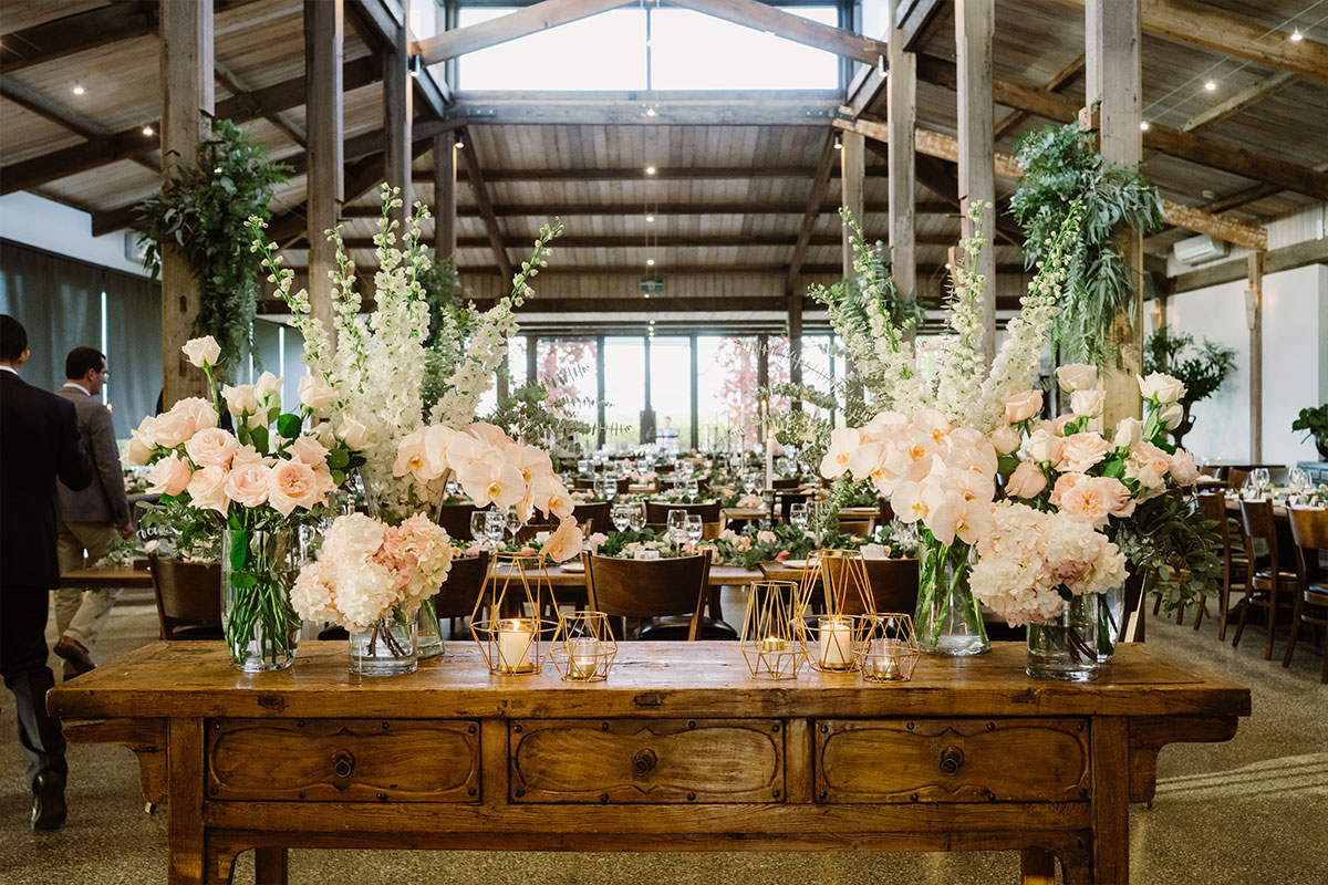 Julie Byrne Flowerdale Wedding Celebrant - Wedding of Bianca and Andrew