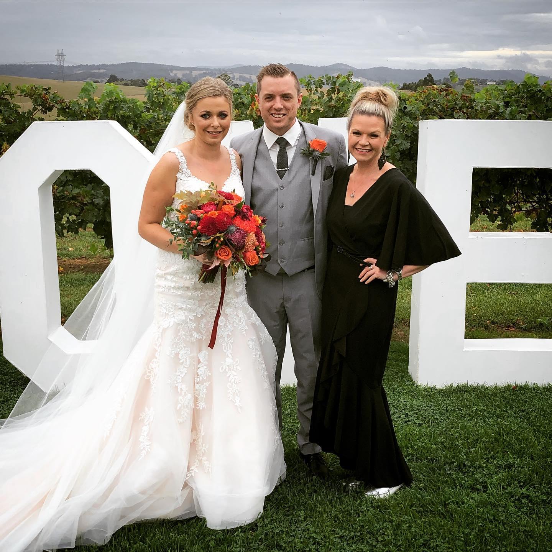 Julie Byrne Celebrant - Vue on Halcyon Wedding Venue -Sarah and Chris