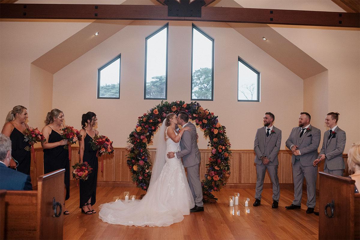 Vue on Halcyon Wedding - Sarah and Chris Wedding