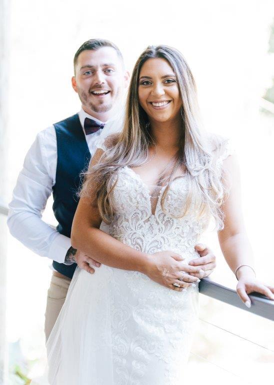 Julie Byrne Celebrant - Simone and Chris's Wedding at Yarra Valley Estate